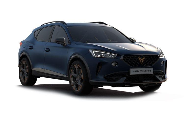 Cupra Formentor Car Lease Deals