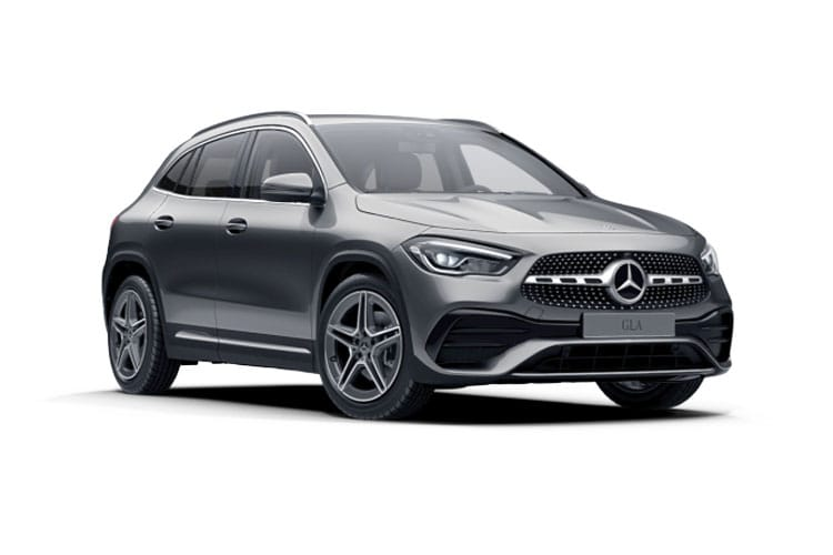 Mercedes GLA-Class Car Lease Deals