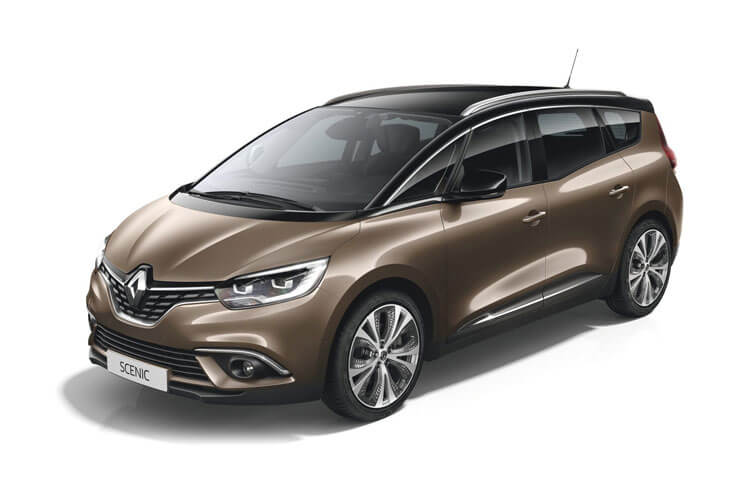 Renault Grand Scenic Car Lease Deals