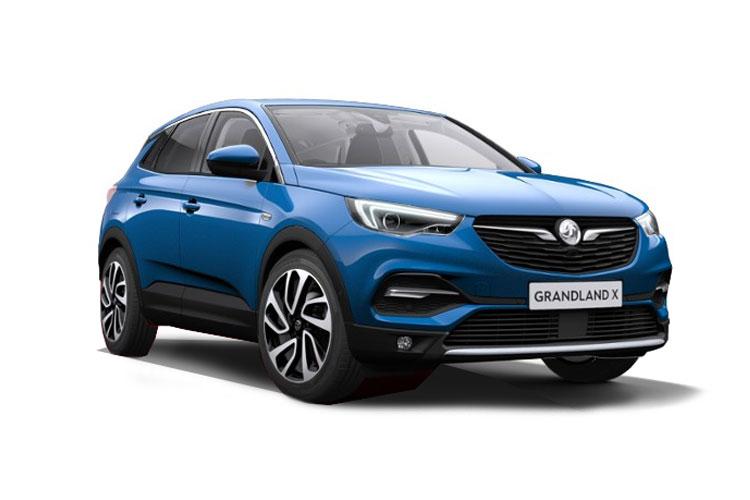 Vauxhall Grandland X Car Lease Deals