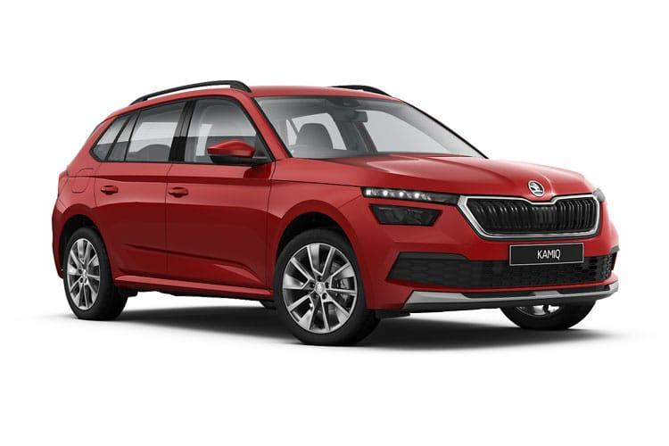 Skoda Kamiq Car Lease Deals