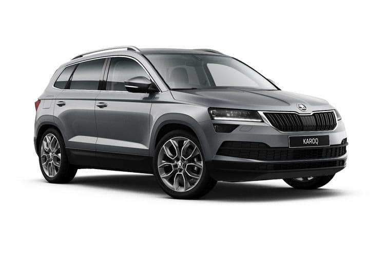 Skoda Karoq Car Lease Deals