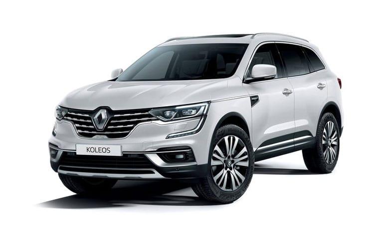 Renault Koleos Car Lease Deals