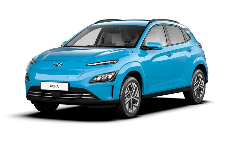 Hyundai Kona Car Lease Deals