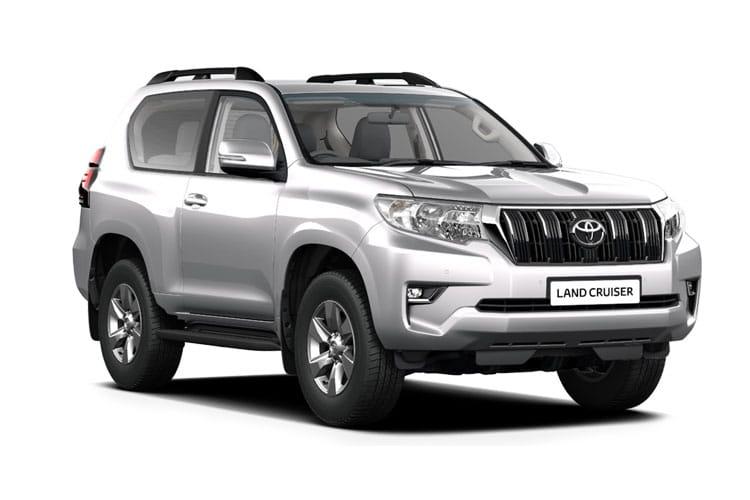 Toyota Land Cruiser 3-Door Car Lease Deals