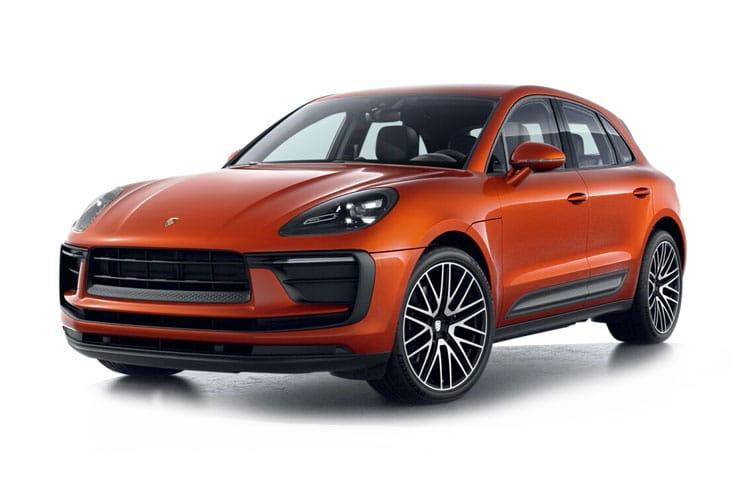 Porsche Macan Car Lease Deals