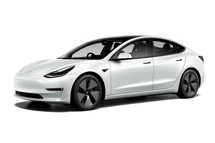 Tesla Model 3 Saloon Car Lease Deals