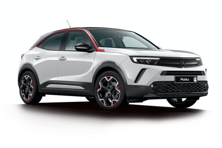 Vauxhall Mokka Car Lease Deals