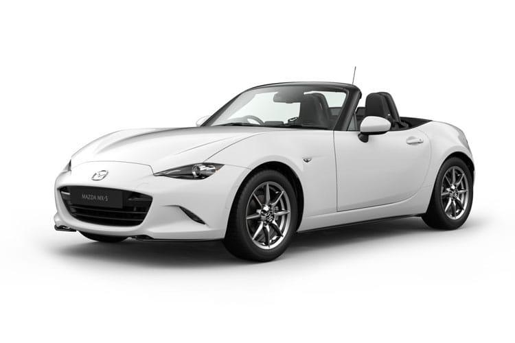 Mazda MX-5 Convertible Car Lease Deals