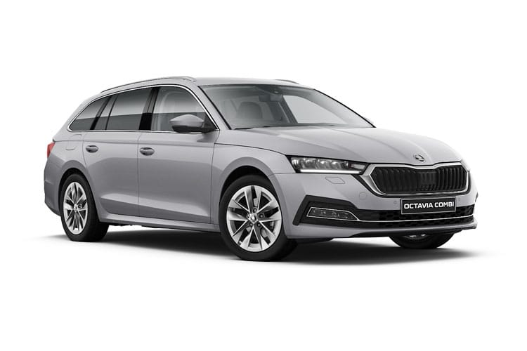 Skoda Octavia Estate Car Lease Deals