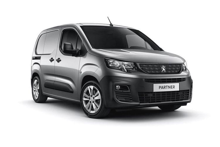 Peugeot Partner Van Van Lease Deals