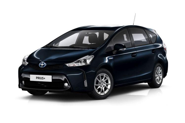 Toyota Prius+ Car Lease Deals