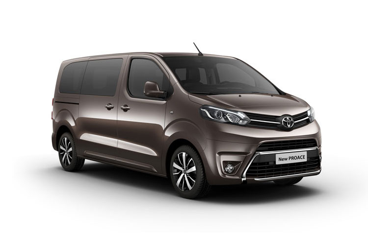 Toyota Proace Verso Car Lease Deals