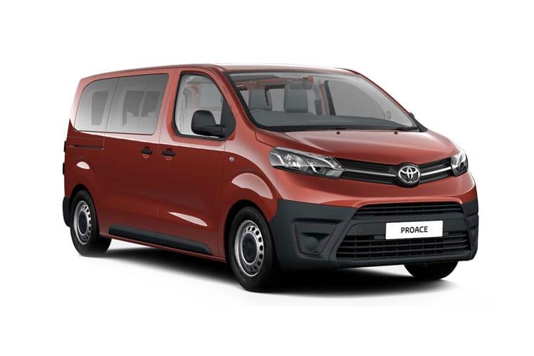 Toyota Proace Verso Combi Car Lease Deals