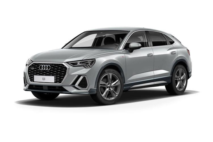 Audi Q3 Sportback Car Lease Deals