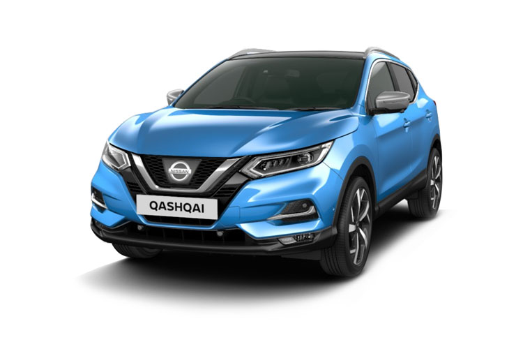Nissan Qashqai Hatch Car Lease Deals