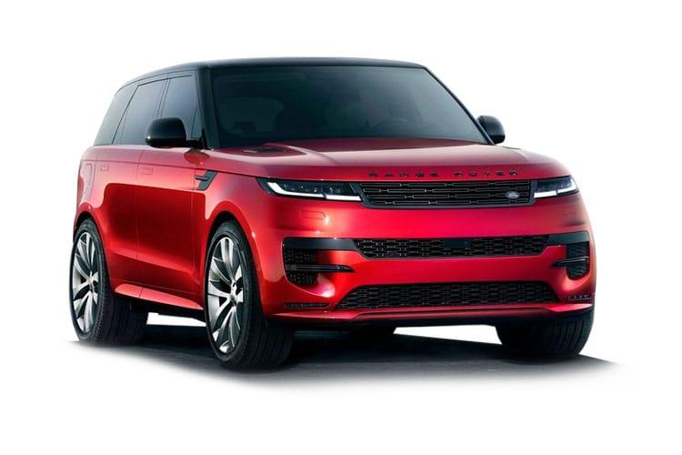 Land Rover Range Rover Sport Car Lease Deals