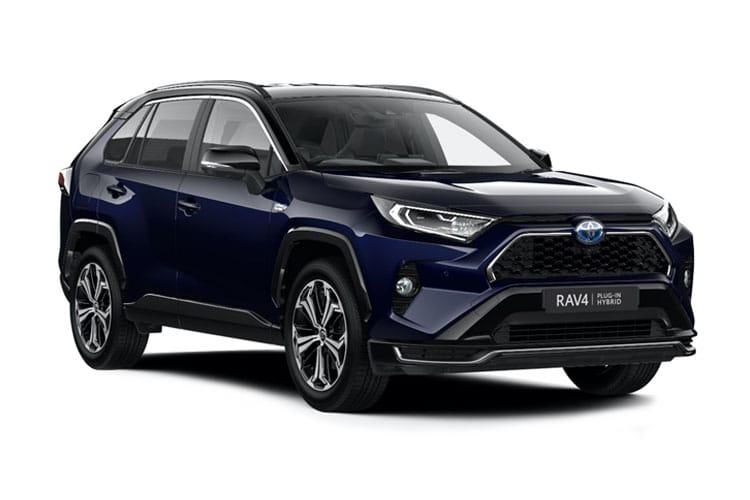Toyota RAV4 Phev Car Lease Deals