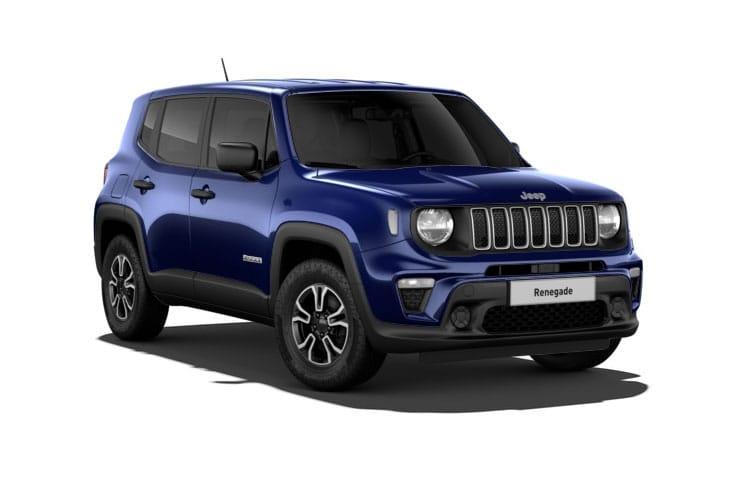 Jeep Renegade Car Lease Deals