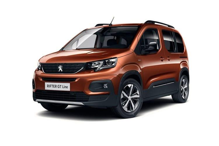 Peugeot Rifter Car Lease Deals
