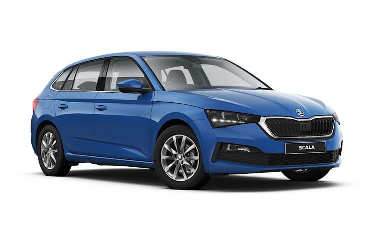 Skoda Scala Car Lease Deals