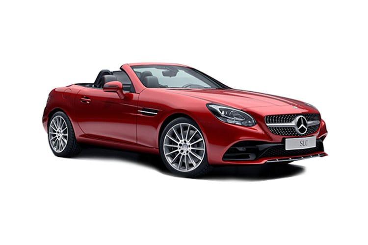 Mercedes SLC Roadster Car Lease Deals