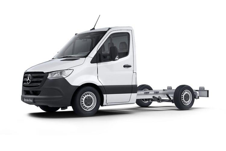 Mercedes Sprinter Chassis Cab Van Lease Deals