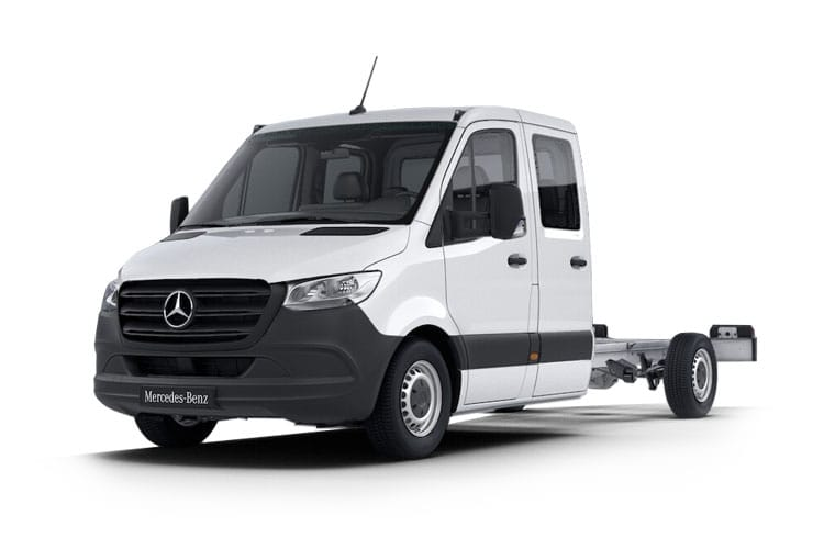 Mercedes Sprinter Crewcab Van Lease Deals