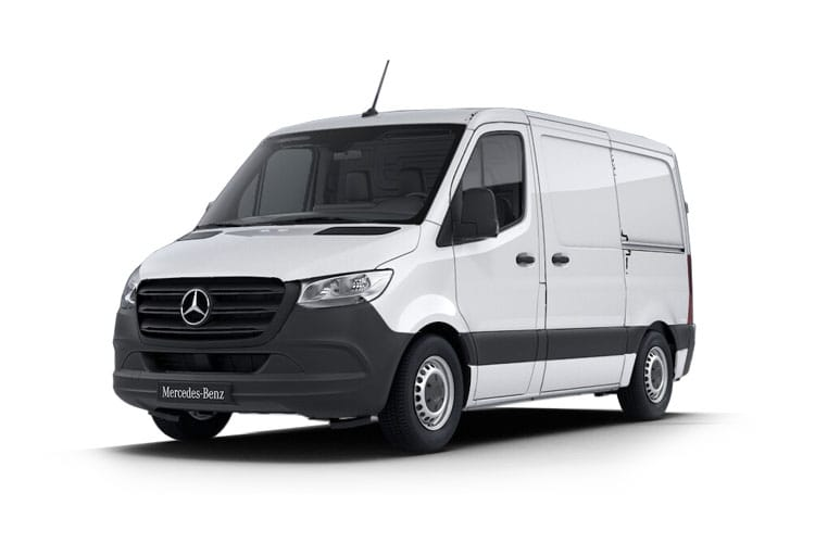 Mercedes Sprinter Van Van Lease Deals