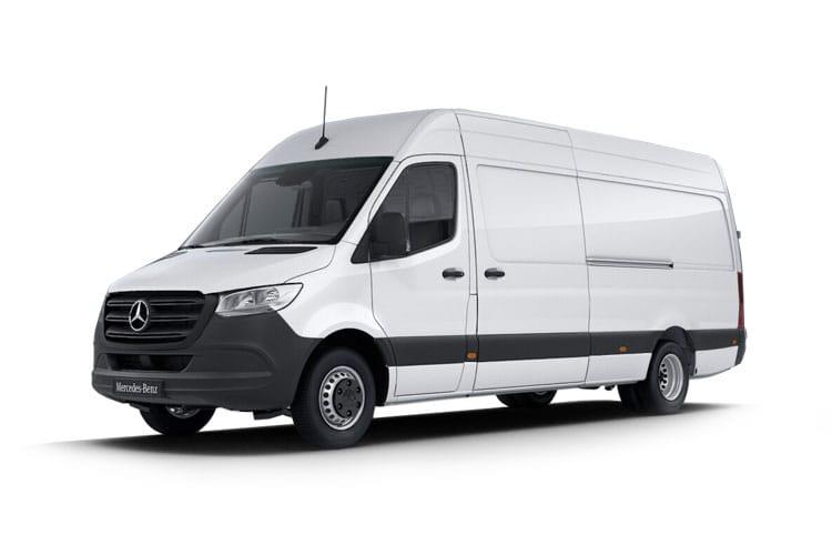 Mercedes Sprinter Van over 3.5t Van Lease Deals