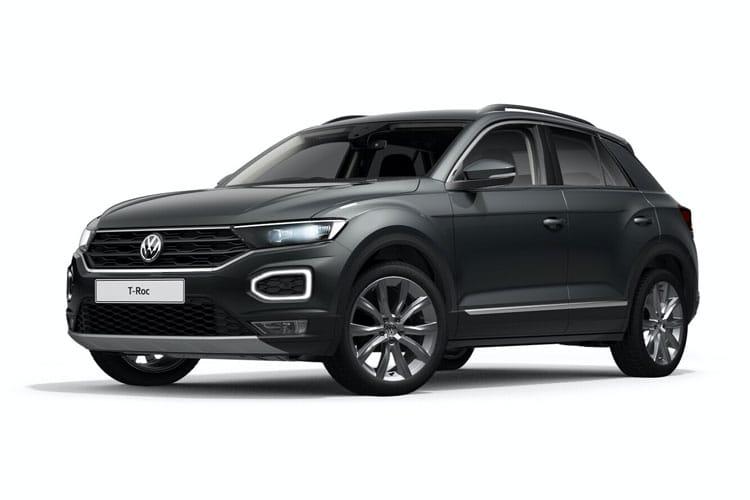 Volkswagen T-Roc Hatch Car Lease Deals