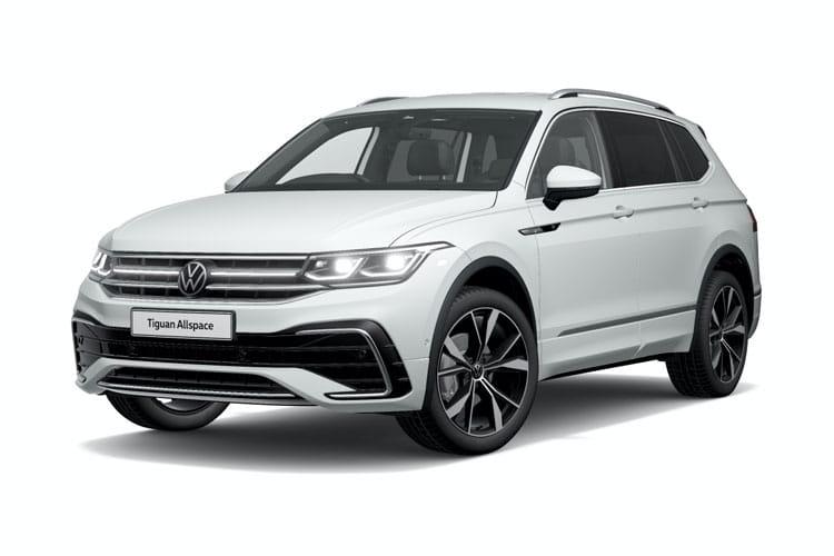 Volkswagen Tiguan Allspace Car Lease Deals