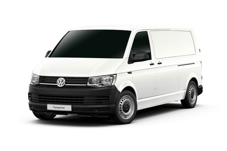 Volkswagen Transporter LWB Van Lease Deals