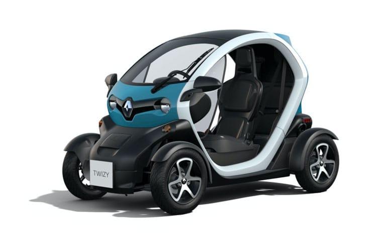 Renault Twizy Car Lease Deals
