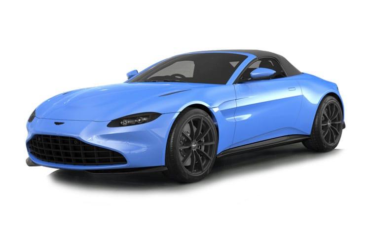 Aston Martin Car Leasing From Gateway2lease