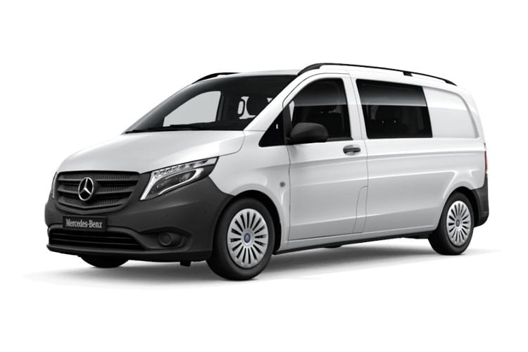 Mercedes Vito Crew Van Van Lease Deals