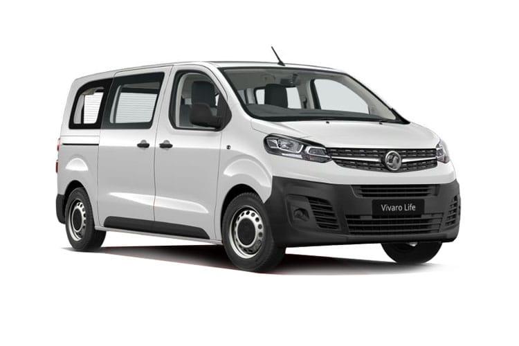 Vauxhall Vivaro Life Car Lease Deals