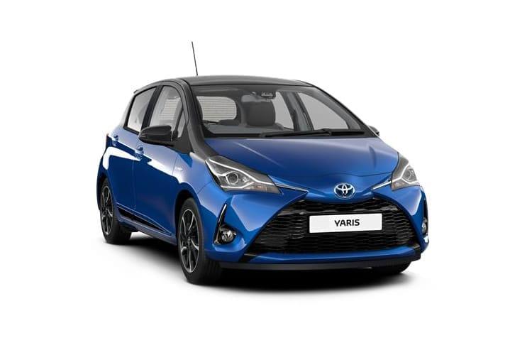 Toyota Yaris Car Lease Deals