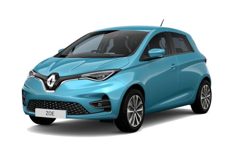 Renault Zoe Car Lease Deals